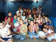 Volunteer as a Sports Coach in Brazil