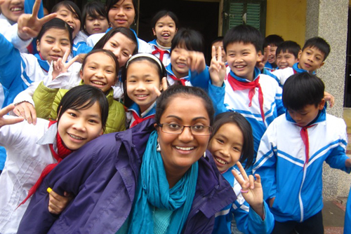 Paid Vietnam TEFL Internship
