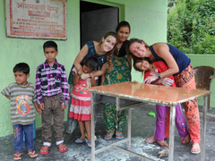 Volunteer in India : New Delhi & Palampur