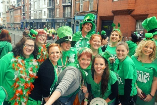 St Patricks Day Dublin Tours 2020