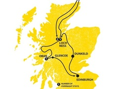 Scotland Coast to Coast Tour