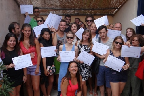 Internship & French Language Course in Montpellier