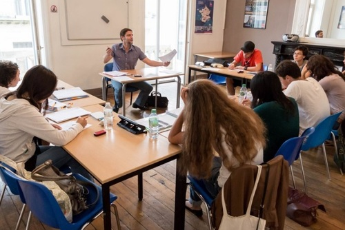 Training for Teachers of French, Montpellier