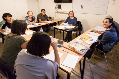 Learn French & Volunteer in Montpellier