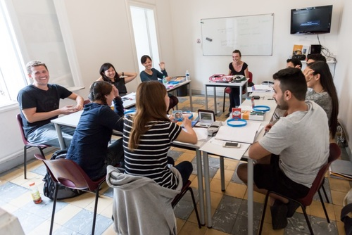 Super Intensive French Course, Montpellier