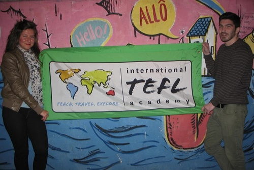 TEFL Certification Class in Buenos Aires, Argentina
