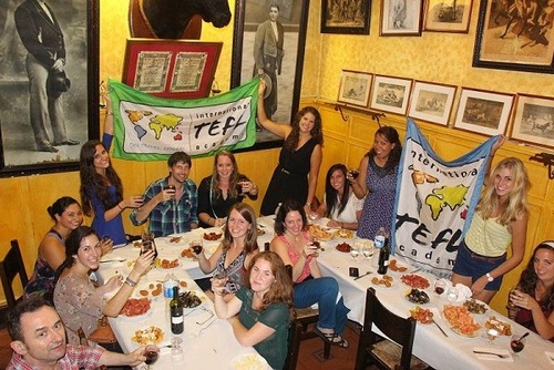 TEFL TESOL Certification Class in Barcelona, Spain
