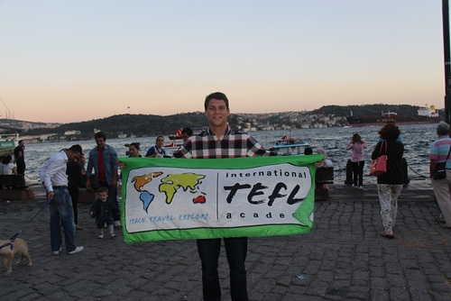 TEFL Certification Course in Istanbul, Turkey