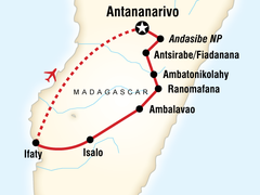 Madagascar Highlights Tour