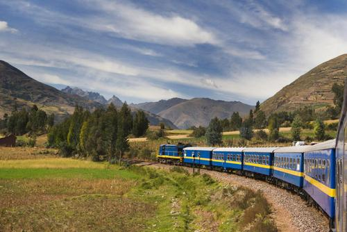 Machu Picchu Tour by Train