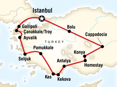 Absolute Turkey Tour