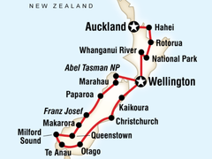 New Zealand Active Adventure