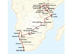 Ultimate Africa Adventure (54 days)