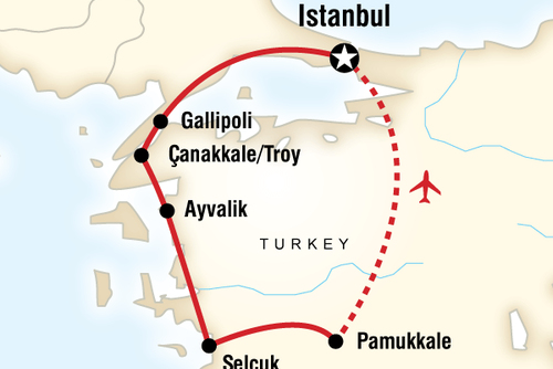 Best Of Turkey 8 Day Tour