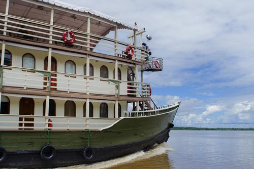 Amazon Cruise (7 days), Peru