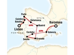 Best of Portugal and Spain Overland Tour