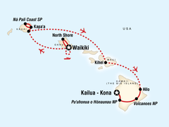 Hawaii Multi-Island Adventure