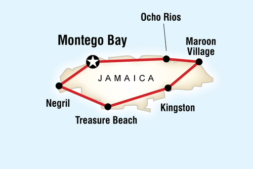 Jamaica Encompassed Tour