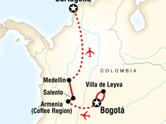 Colombia Express