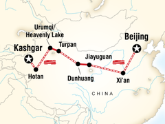 China Silk Road Adventure