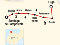 Camino de Santiago Walking Tour