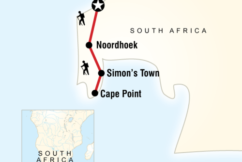 Cape of Good Hope Hiking Tour
