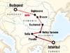 Budapest to Istanbul Overland Tour