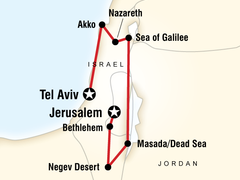 Israel Explorer Holiday