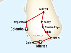 Sri Lanka Encompassed