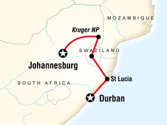 Kruger and Swaziland Overland Adventure
