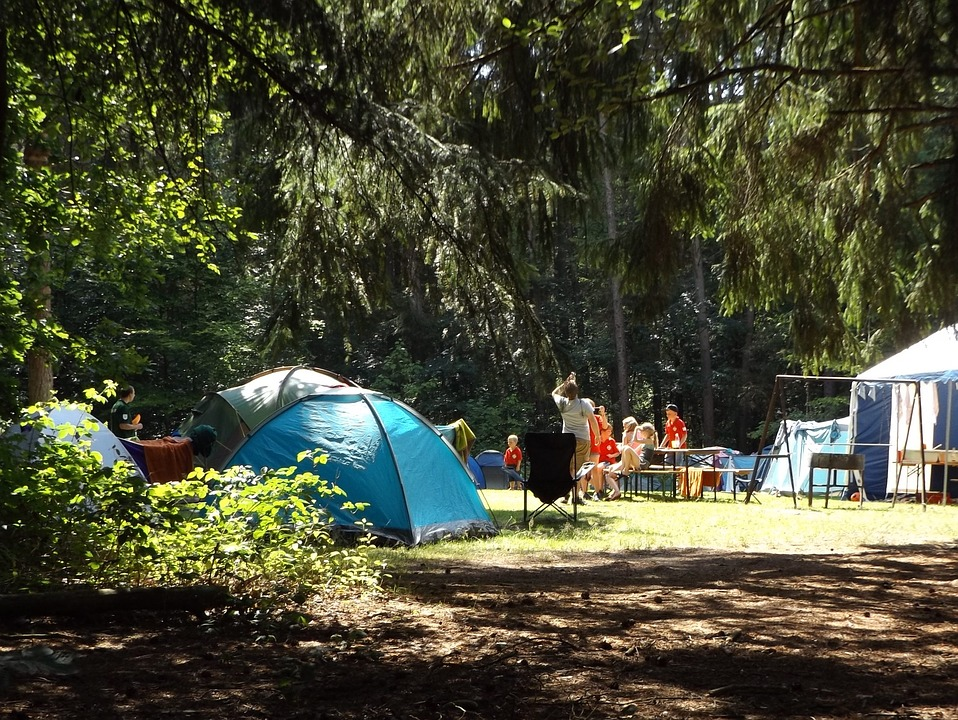 Best Camp Sites for Families in California