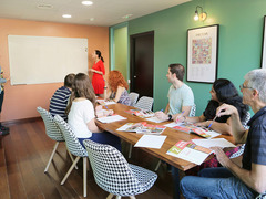 Group + Private Spanish Courses in Barcelona