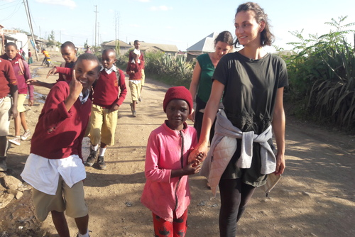 Teach at our Local School in Tanzania- from just $17 usd per day