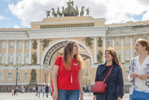 St Petersburg Discovery Day Tour