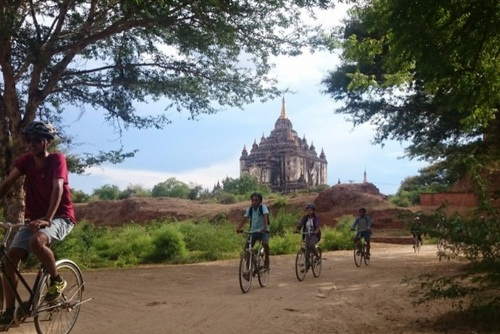 Bagan Bike Tour