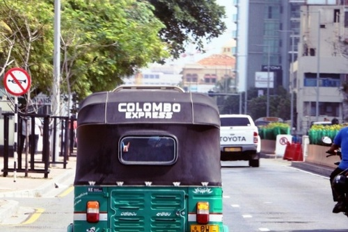 Colombo Tuk Tuk Tour