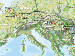London to Istanbul (14 days) Trans Europe