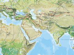 London to Singapore (27 weeks) Ultimate Trans Europe and Asia
