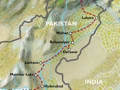Pakistan - Domes & Deserts of the Indus - Southbound (17 Days)
