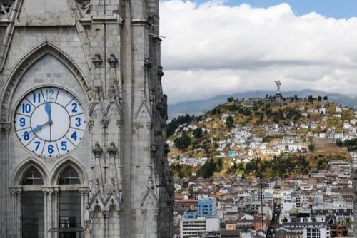 Quito Cultural Day Tour, Ecuador