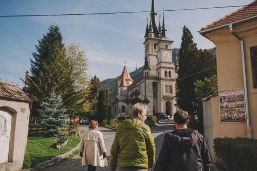 Brasov Day Tour, Romania