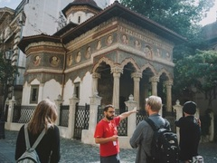 Bucharest Sites & Bites Day Tour, Romania