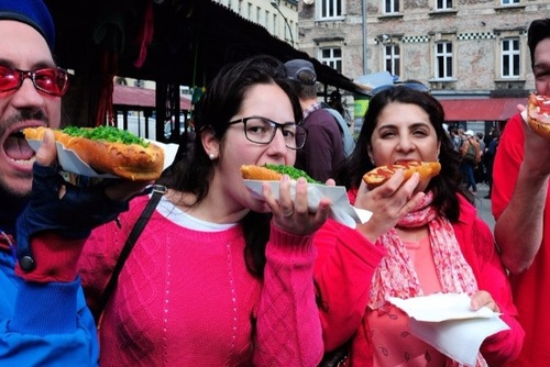 Krakow Food by Foot Day Tour