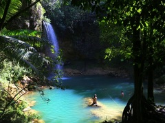 Monte Plata Waterfalls Tour, Santo Domingo