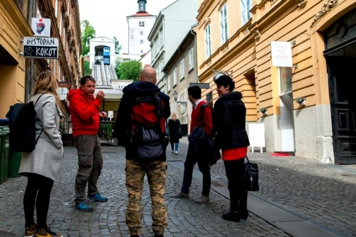 Zagreb Walking Tour, Croatia