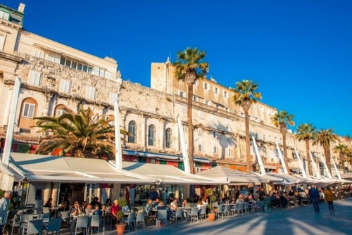 Split Walking Tour, Croatia