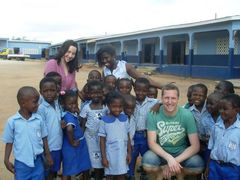 Volunteer in Ghana with Education Support Program - from just $22 per day!