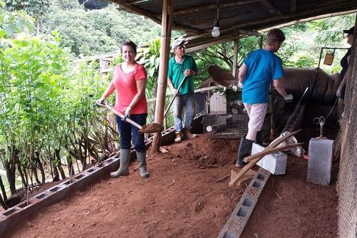 Volunteer in Costa Rica with School Renovation Program - from just $57 per day!