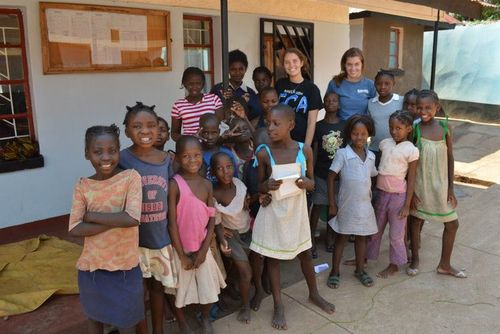 Volunteer in Zambia with Childcare and Development Program - from just $36 per day!