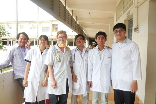 Volunteer in Cambodia with Love Volunteers Medical Program - from just $25 per day!